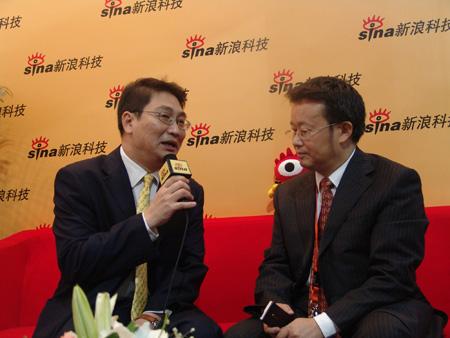 科技时代_访谈实录:英华达中国区副总经理钟明琰