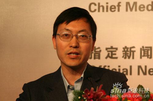 科技时代_图文:中国网通集团研究院副总工程师唐雄燕