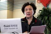 中国通信学会副秘书长宋乃琪