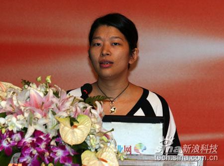科技时代_图文:中国移动管理信息系统部规划建设处陈豫蓉