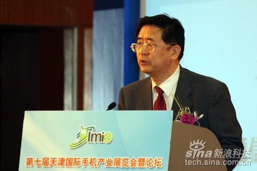 中国通信企业协会会长 刘立