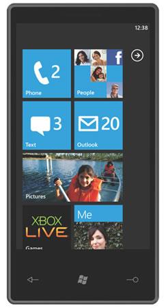 科技时代_微软正式推出Windows Phone 7 Series