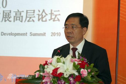 中国联通副董事长左迅生