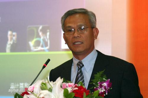 思科大中华区高级副总裁徐启威