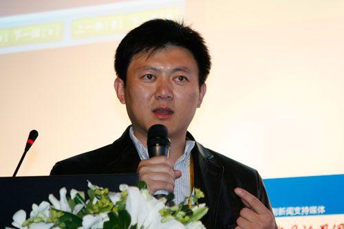 MediaV创始人兼CEO杨炯伟