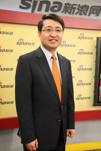 中国联通销售部总经理于英涛