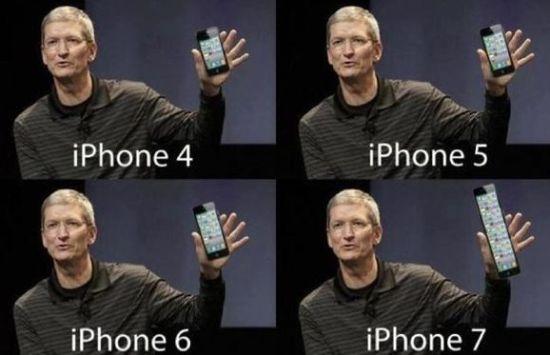 网友恶搞下一代iPhone