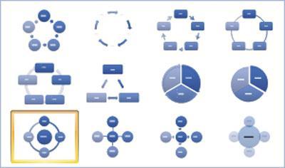 微软Office2007使用界面截图赏析-PowerPoint
