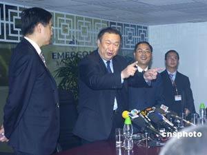 """中电信企业主动出击谋求国际上超3G""""话语权"""""""