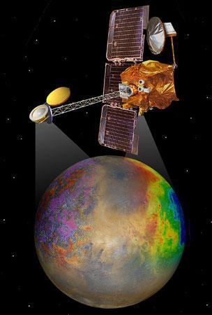 美火星卫星故障NASA暂时无法指挥凤凰号(图)