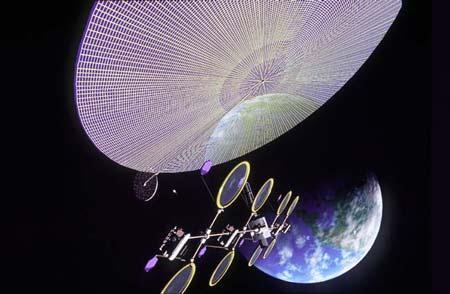 太平洋岛国欲从太空钻取能源用卫星传送能量