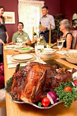 美国各大搜索引擎的感恩节大餐(组图)