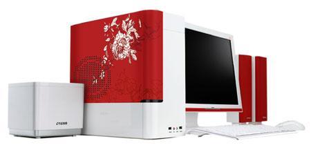 方正家居电脑推出升级版卓越S2008