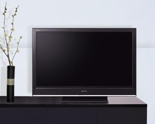 索尼高清1080升级机型V系列液晶电视上市