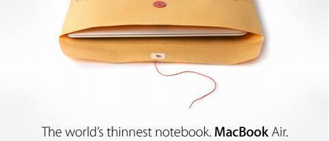 Macworld大会开幕苹果推世界最薄笔记本(组图)