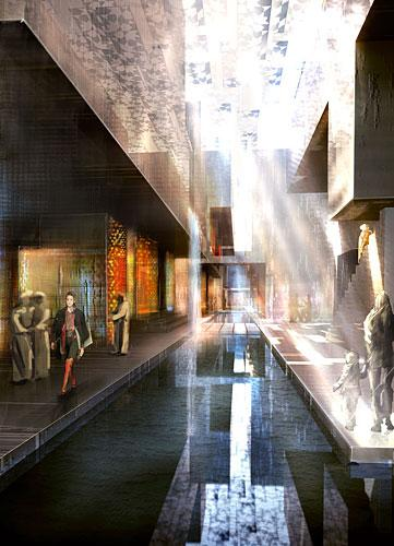 阿联酋将在沙漠建世界首座零炭城(图)