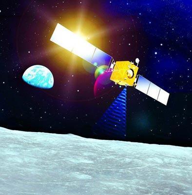 嫦娥一号元宵接受月食考验经历温度大跳水
