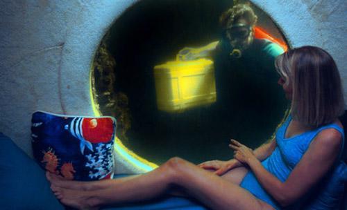 揭秘九大科学主题酒店:实验室变身海底旅馆