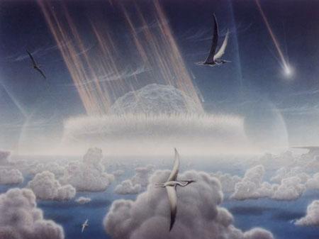 研究称太阳系穿越银河系可能招来彗星撞地球