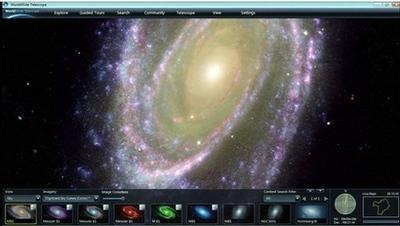 """微软推出""""世界望远镜""""叫板谷歌(图)"""