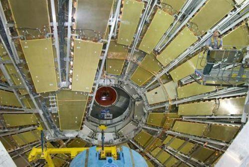 世界最大对撞机将制造宇宙最低温度(组图)