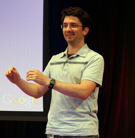 谷歌Chrome开发团队成员亮相