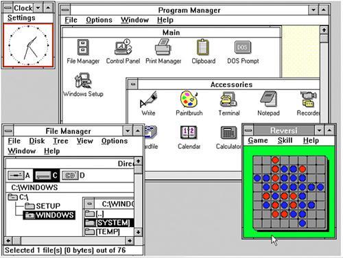 """连线:Windows操作系统发展简史 - 板砖-IT博客 - 就是对IT""""不爽"""""""