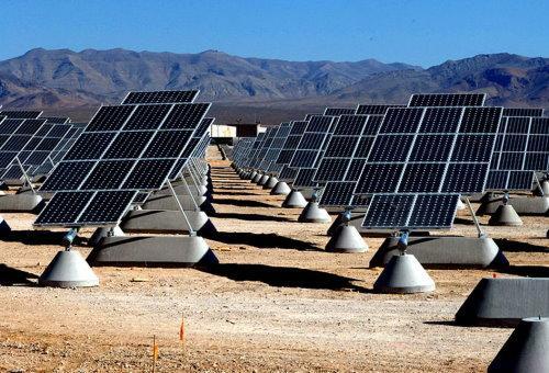 拯救地球十大新技术:太阳能