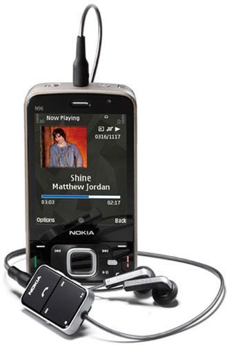 双向滑盖功能诺基亚N96旗舰手机评测(3)