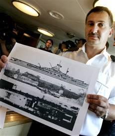 十大著名沉船残骸:英国胜利号载4吨金币(2)