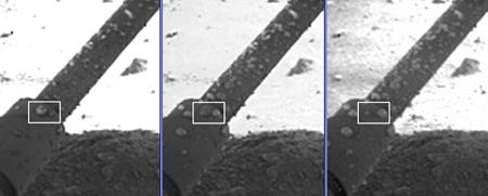 新科学家杂志:凤凰号可能首次拍到火星液态水