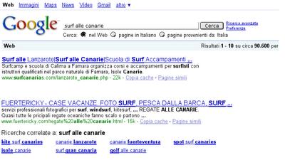 谷歌改进搜索结果页面:加强相关搜索及摘要