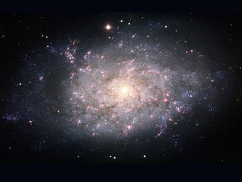 國際天文年精彩宇宙圖片︰奇特的宇宙之手(2)