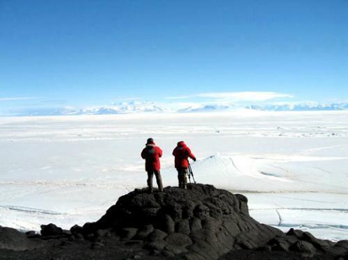 纪录片揭示南极壮美景观:这里是世界的尽头(组图)