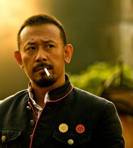 姜文――你不懂我,因为我是摩羯座