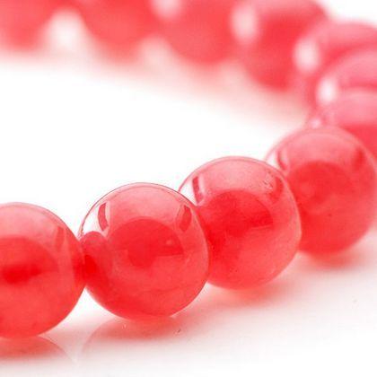 纯红色的红纹石品质最好