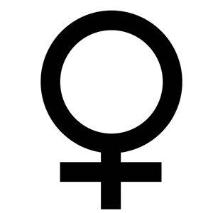 金星的符号