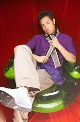 Hip-Hop小王子--狮子潘玮柏(组图)