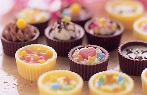时尚:送给十二星座的甜美巧克力(组图)
