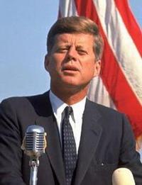 美国总统:双子座肯尼迪(附图)