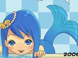 双鱼洗澡图