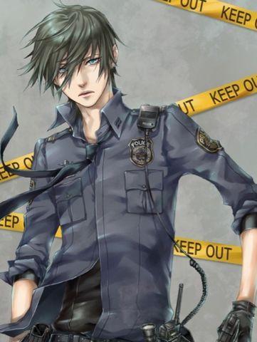 爱情测试:你是帅绅士的拯救漫画(图)警察天使火影忍者图片