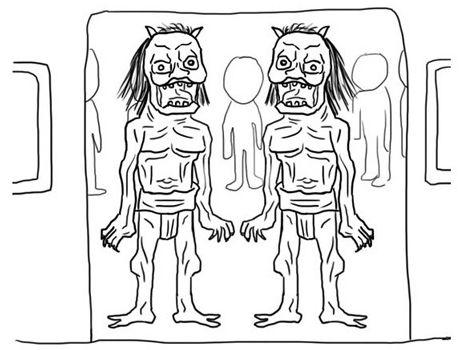 趣味测试 你是哪种地铁怪物