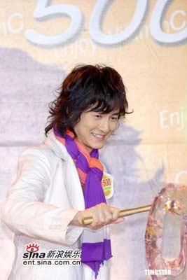 双子座代表男星:郑元畅(图片来源:新浪娱乐)