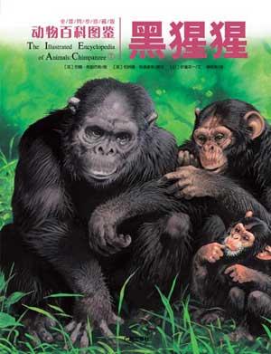 动物百科图鉴7 黑猩猩; 动物百科图鉴:黑猩猩(图); 海豚传媒 全球