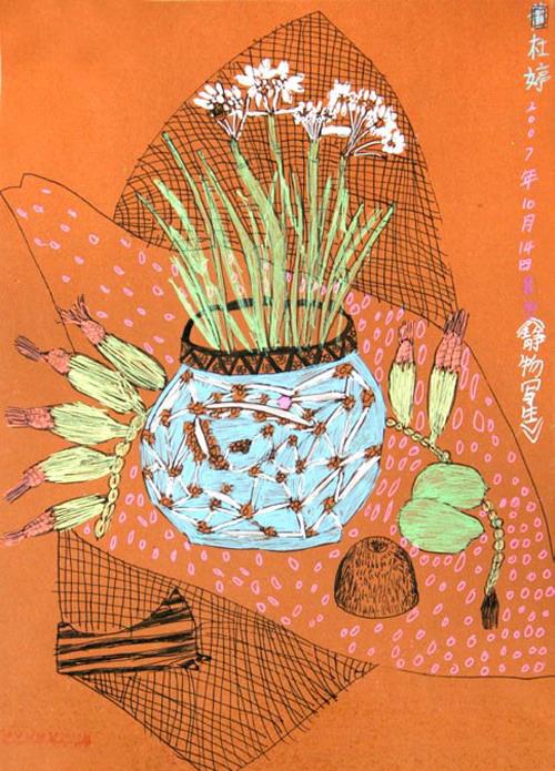 儿童画 500_695 竖版 竖屏