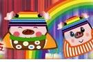 《彩虹猪与摇滚狼》