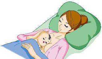 """宝宝又回到了妈妈的怀抱中,如何做好第一次""""亲密接触"""""""