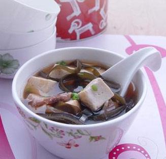 宝贝入秋补钙:豆腐美味变身
