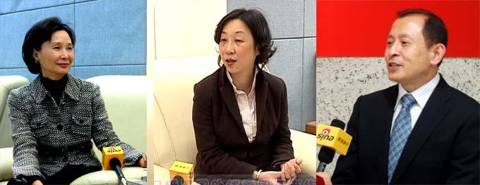 视频:新浪亲子专访--张杏如、陈丹燕、朱自强